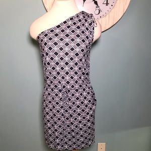 Banana Republic Dresses - Banana Republic single sleeve jersey knit dress S